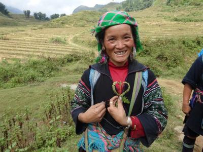 2015年10月 微笑みいっぱい!中国・雲南→ラオス→ベトナム辺境巡りマニアック姉妹旅(9日目・ベトナム・サパ)