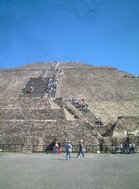 メキシコの旅