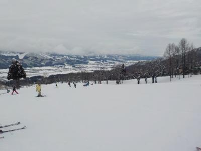 舞子高原のJRスキーツアー