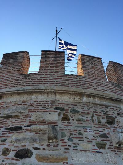 冬のギリシャ旅行