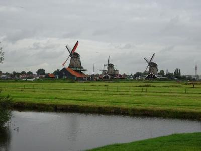 ベネルクス女4人旅②《アムステルダム2日目~ザ!オランダを求めて》