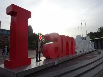 ベネルクス女4人旅④《アムステルダム3日目~アムステルダム国立美術館~ベルギー入国》