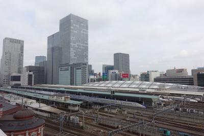 招福樓 東京店 → 北陸新幹線で富山へ