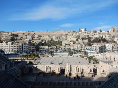 ヨルダン・イスラエル年末年始2015−2016旅行記 【1】アンマン1