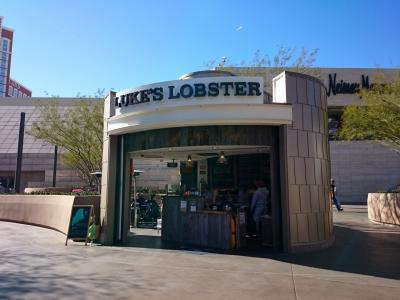 ベガスの新しいもん2016年1月! 東海岸発ロブスターロール専門店~Luke's Lobster~