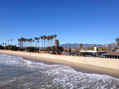 LAの旅4日目(サンタバーバラ)