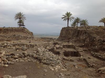 聖書の地を巡る (4) メギド、カイザリア、ヨッパ