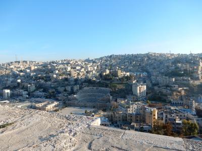ヨルダン・イスラエル年末年始2015−2016旅行記 【2】アンマン2