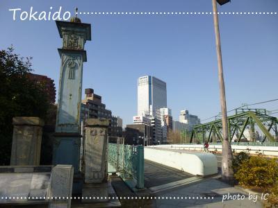 東海道をのんびり歩く旅2 品川宿~川崎宿
