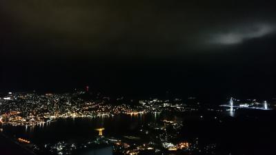 長崎は今日も寒かった 軍艦島と稲佐山で世界を感じる編