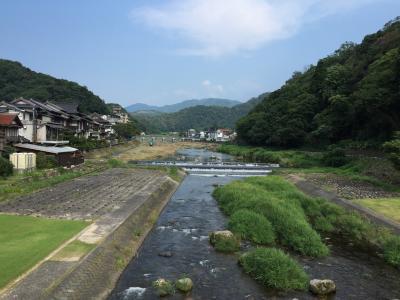 夏休み、友達に会いに松江旅行①~米子市、倉吉市