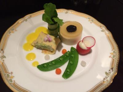 ホテルニューオータニ長岡でディナー!