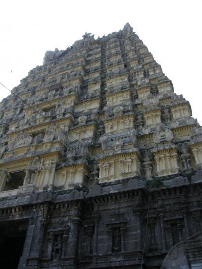 南インド旅行記~ドラヴィダ文化の中心地へ~ その2