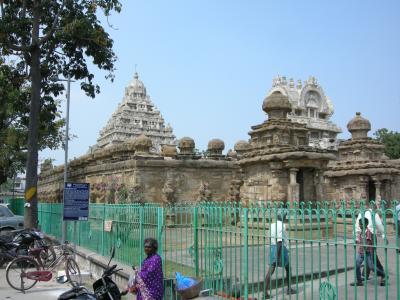 南インド旅行記~ドラヴィダ文化の中心地へ~ その3