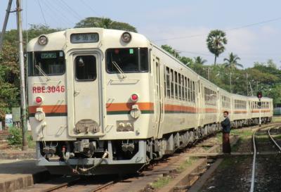第41回海外放浪/東南アジアリベンジ旅・その3.〔ミャンマー〕ヤンゴン環状線一周30円の旅。