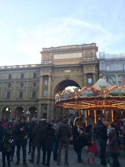 フィレンツェ~ローマへ