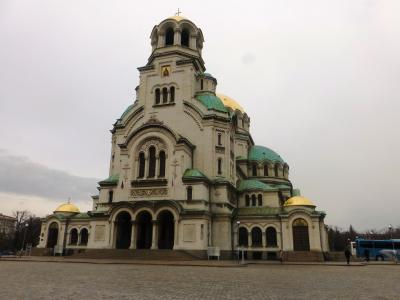 ブルガリア、首都ソフィアと世界遺産