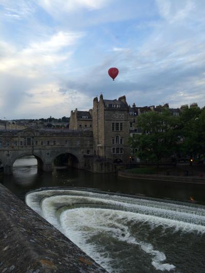 イギリス:UK2014-Bath(バース)~ドイツでの結婚式からハネムーンイギリスへ⑤ 温泉の街バース~