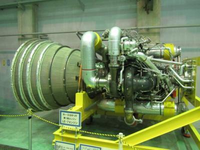 種子島宇宙センター H-?Aロケット 30号機 打ち上げ失敗(2)