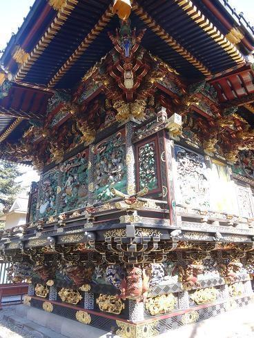 冬の熊谷で国宝とかき氷を堪能