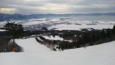 20160213 春スキーのよう 猪苗代スキー場