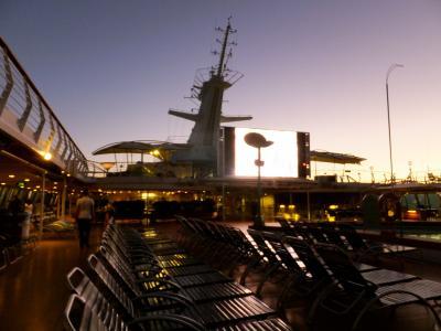 アラビアンクルーズ満喫の旅:MS Splendour of the Seas