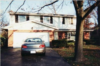 2000年アメリカの家
