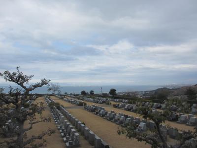 リベンジ墓参り&和歌山 (14日・前半)