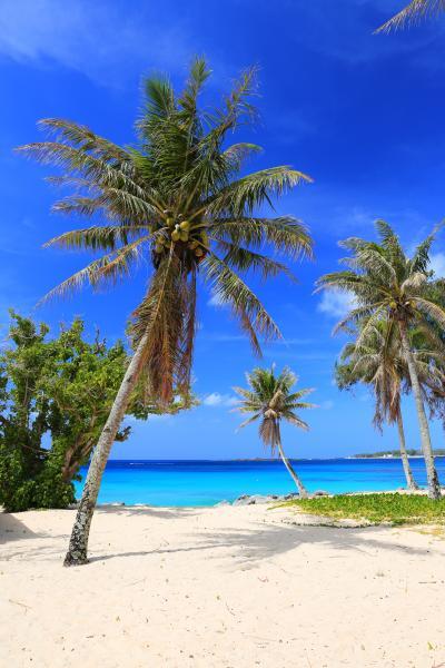 Saipan & Tinian, Northern Marianas−煌めく海と、瞬く星と−