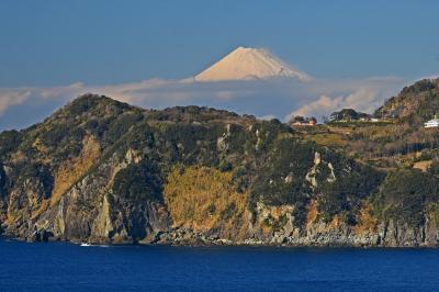 富士山を愛でる西伊豆ドライブ(1)−1日目−