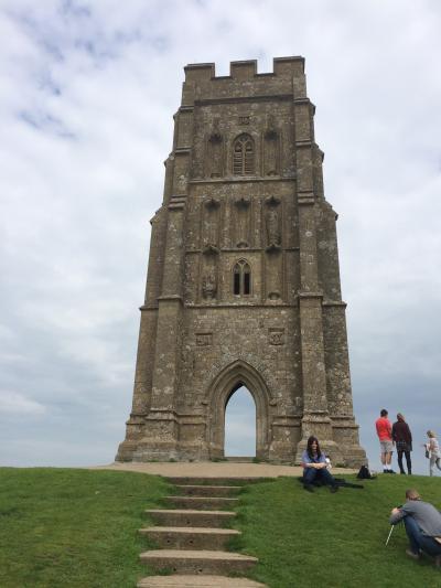 イギリス:UK2014-Glastonbury(グラストンベリー)~ドイツでの結婚式からハネムーンイギリスへ⑥ セントマイケルズレイラインの旅-1 グラストンベリー・トール~