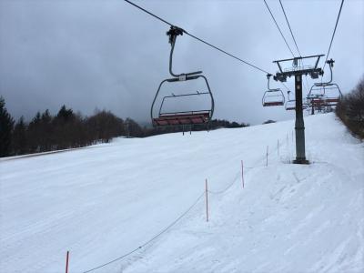 2016年02月 ハチ北スキー場に行ってきました。