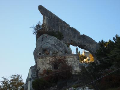 アブルッツォ州とモリーゼ州の旅 ペンナピエディモンテ(Pennapiedimonte)