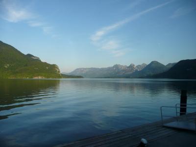 ドイツ、オーストリアの旅 #11 - 湖畔の保養地、ザンクト・ギルゲン