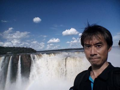 世界一周③ 28-a イグアスの滝(アルゼンチン側)