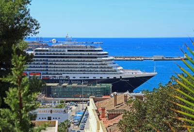 リフレッシュ休暇 ヨーロッパ6カ国16日間のクルーズ旅行(始まりのバルセロナ)