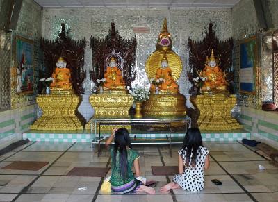 優柔不断・ミャンマーの旅 5