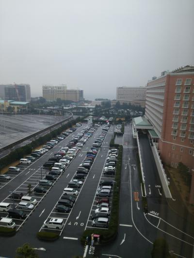 東京ベイ舞浜ホテルステイ2月20日