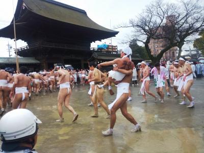 2016年 国府宮裸祭り
