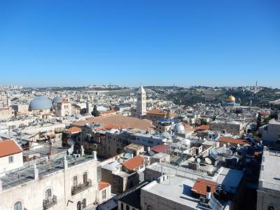 ヨルダン・イスラエル年末年始2015−2016旅行記 【5】エルサレム3(ダビデの塔他)