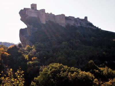 アブルッツォ州とモリーゼ州の旅 ロッカスカレーニャ (Roccascalegna)