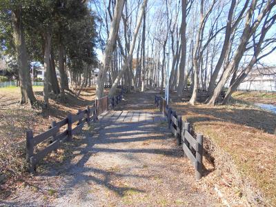 武蔵加須 小田原北条氏に属した後は越山した上杉謙信が関東拠点とする羽生城と対峙した花崎城跡訪問