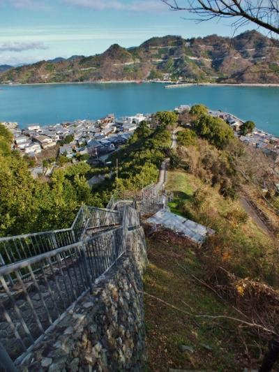 とびしま海道・山と龍馬と戦跡とロケ地:5日目(2)
