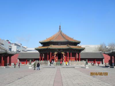 中国 遼寧省の旅