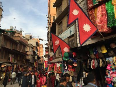 インフラ整備が急務な自然が残るネパール
