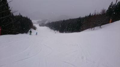 ノルン水上早朝スキー(2016年2月)