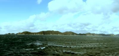 傘寿旅行・海の細道周遊旅情5,雪雲下の豊後水道と別府温泉(目次)