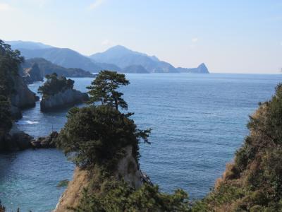 堂ヶ島温泉郷への旅③堂ヶ島付近散策