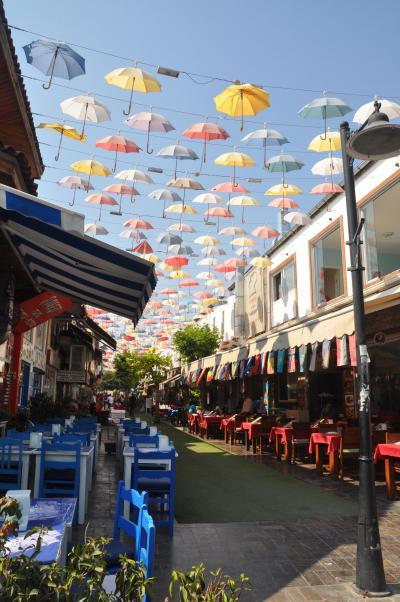 トルコぐるり周遊15日間 <トルコを代表するリゾート地・ アンタルヤ >