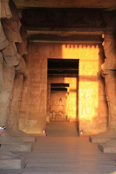 5000年の歴史、念願のエジプト旅行(その5、アブシンベル~カイロ編)
